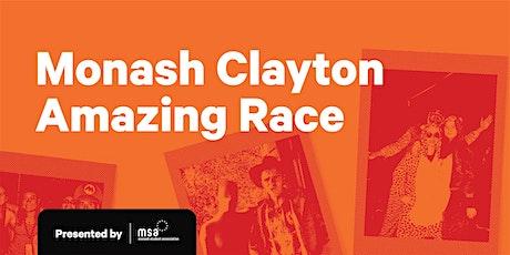 MSA C&E: Monash Clayton Amazing Race & Picnic! tickets
