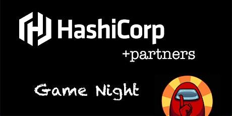 HashiPartners Game Night tickets