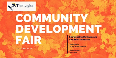 The Legion Community Development Fair tickets