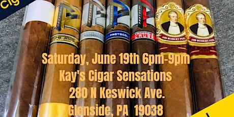 Protocol Cigar Event tickets