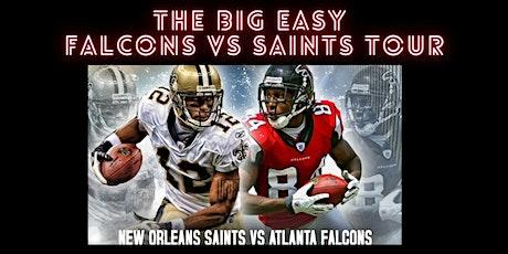Atlanta Falcons @ New Orleans Saints tickets