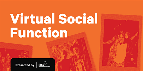 MSA C&E Social Functions: Online Edition! Tickets