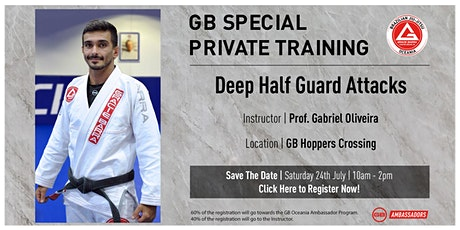 GB Special Private Training At GB Hoppers Crossing tickets