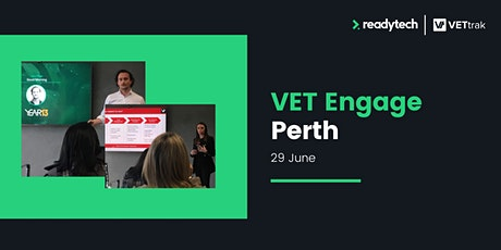 VETtrak VET Engage Perth: Save the Date! tickets