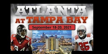 Atlanta Falcons @ Tampa Bay Buccaneers tickets