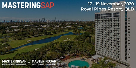 Mastering SAP  EAM + Supply Chain  & Procurement 2021 tickets