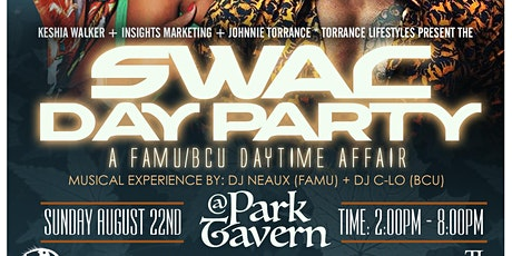 FAMU/BCU WELCOME TO THE SWAC DAY PARTY tickets