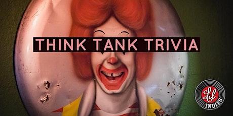 Think Tank Trivia Thursday tickets