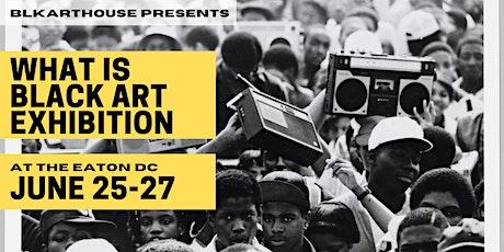 Juneteenth Art Exhibition Premiere Event tickets