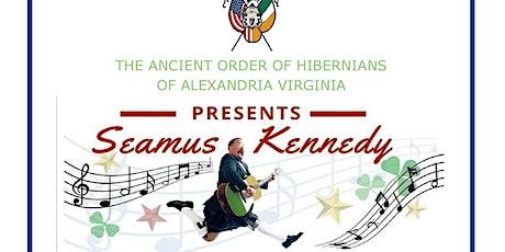 Seamus Kennedy Concert to Benefit Willing Warriors tickets