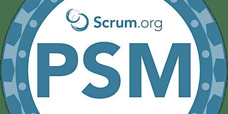 Scrum/Agile Certification - PSM Scrum Master Course - June 24-25, 2021 ingressos