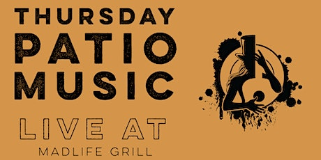 Thursday Patio Music featuring Mason Embers tickets