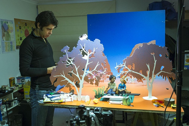 Stop Motion Animation Workshop image