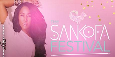 Sankofa Festival tickets