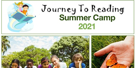Journey To Reading Summer Camp in S.T.E.A.M . in person and virtual tickets