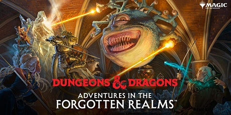 Adventures in the Forgotten Realms Prerelease tickets