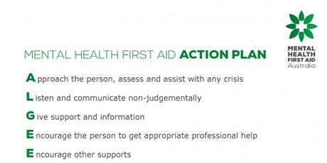 Mental Health First Aid (Refresher) tickets