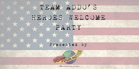 TEAM ADDO'S HEROES WELCOME PARTY 2021 tickets