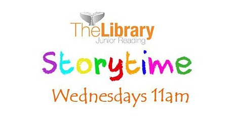 Warrnambool Library Storytime, Wednesdays 11am tickets