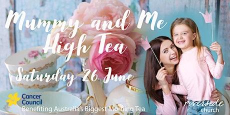 Mummy and Me High Tea 2021 tickets