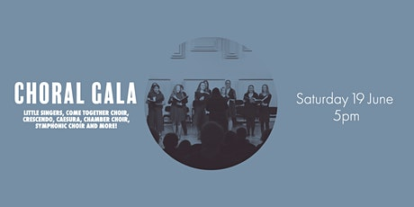 Choral Gala | 2021 tickets