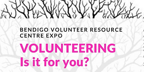 Volunteering - Is it for you? EXPO! tickets