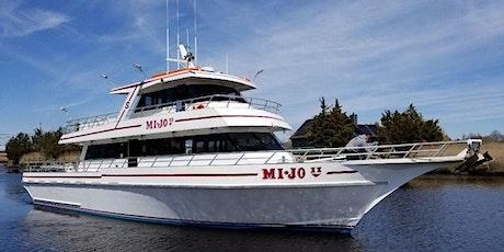 Ramsey Outdoor July Fluke Fishing Trip on the MIJO tickets