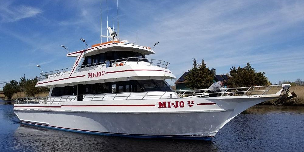 Ramsey Outdoor July Fluke Fishing Trip on the MIJO Tickets, Wed, Jul 21, 2021 at 7:00 AM | Eventbrite