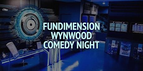 Fundimension Wynwood Comedy Night (Saturday) tickets