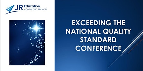 Exceeding the National Quality Standard Conference, Canberra (NEW DATE) tickets