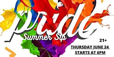 Queen City Lemonade Present: Pride Summer Sip tickets