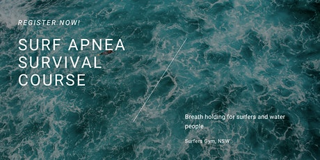 Surf Apnea Survival Course tickets