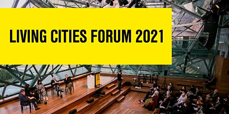 Living Cities Forum 2021 tickets