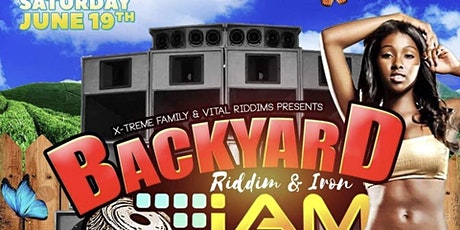 BACKYARD JAM tickets