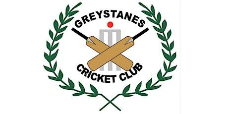 Greystanes Cricket Club 50th Anniversary tickets