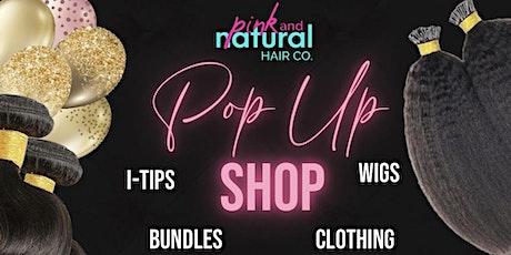 Hair Extension Pop-Up Shop tickets