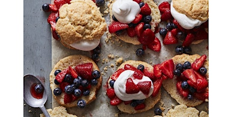 Girl Scouts Class:  RED, WHITE & BLUEBERRY SHORTCAKE!  {4th of July Patch} tickets