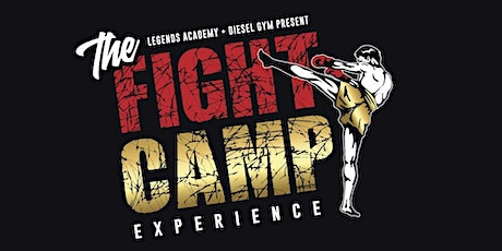 The Fight Camp Experience tickets