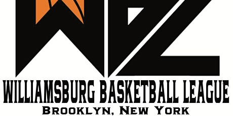WILLIAMSBURG BASKETBALL LEAGUE Summer 2021Draft ages 8 to 17 tickets