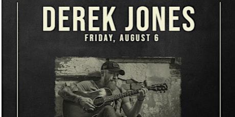 Derek Jones at Rednecks! tickets