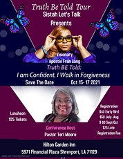 Truth Be Told, Sistah Let's Talk tickets