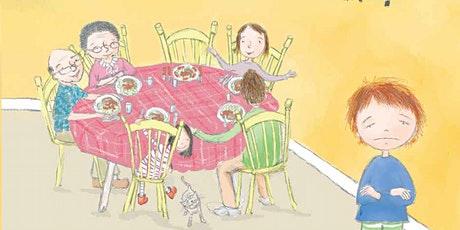 Meet the illustrator: But I'm Not Hungry For My Dinner tickets