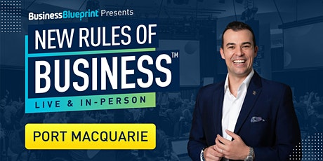 New Rules of Business in Port Macquarie tickets