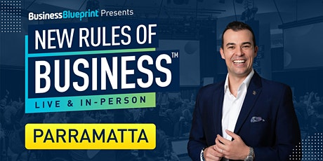 New Rules of Business in Parramatta tickets