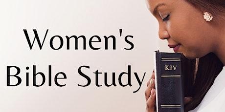 Women's Bible Study tickets