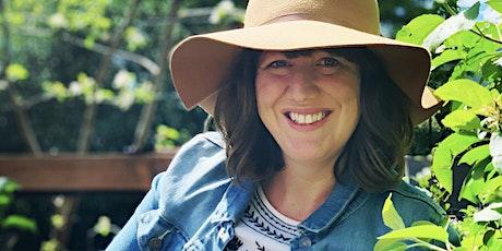 Meet the Author - Edwina Wyatt tickets