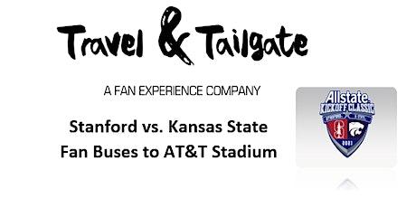 Allstate Kickoff Classic Transportation - Stanford vs. Kansas State tickets
