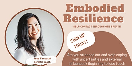 FREE Embodied Resilience Webinar tickets