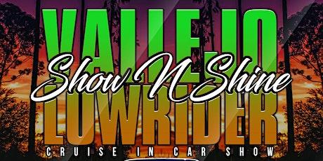 Vallejo Show & Shine tickets