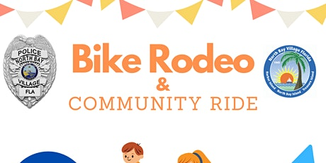 Bike Rodeo & Community Ride tickets